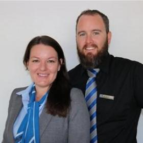 Karen & David Blake,